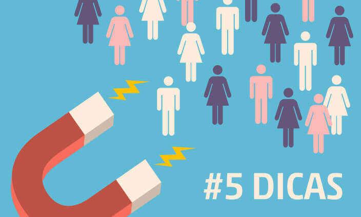Imagem - 5 dicas de como atrair mais pacientes para uma clínica