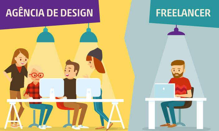 Imagem - Agência de Design ou Freelancer: qual a melhor opção?