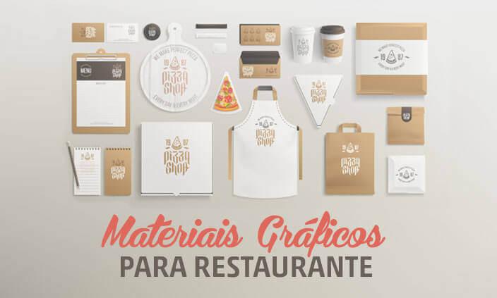 Imagem - Materiais gráficos para restaurante: Saiba quais você deve fazer
