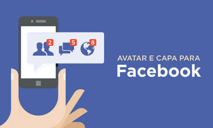 Imagem - Por que fazer avatar e capa para Facebook personalizados para sua empresa?