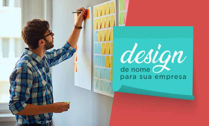 Imagem - O que é o design de nomes para empresas?