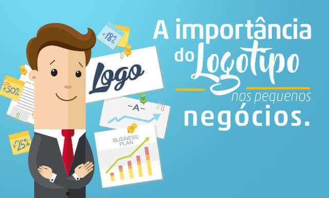 Imagem - Conheça a importância do logotipo para pequenos negócios