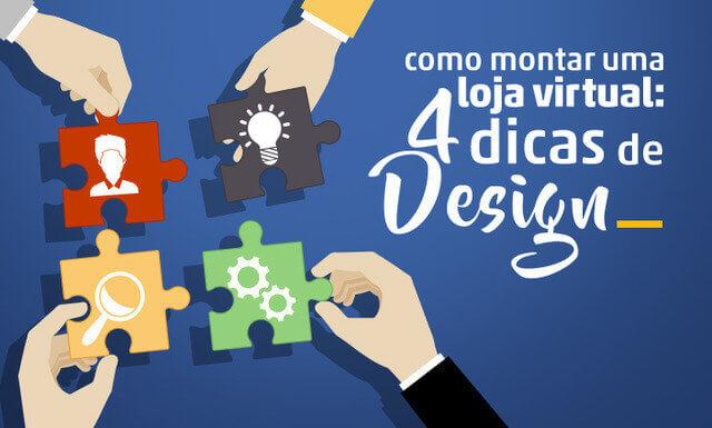 Imagem - Como montar uma loja virtual: 4 dicas de design