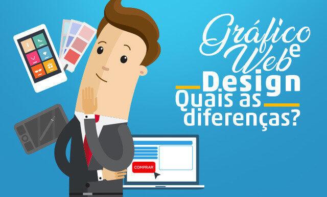 Imagem - Quais as diferenças entre Design Gráfico e Web Design?